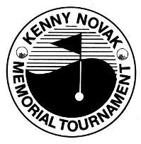 Kenny Novak Memorial Tournament logo