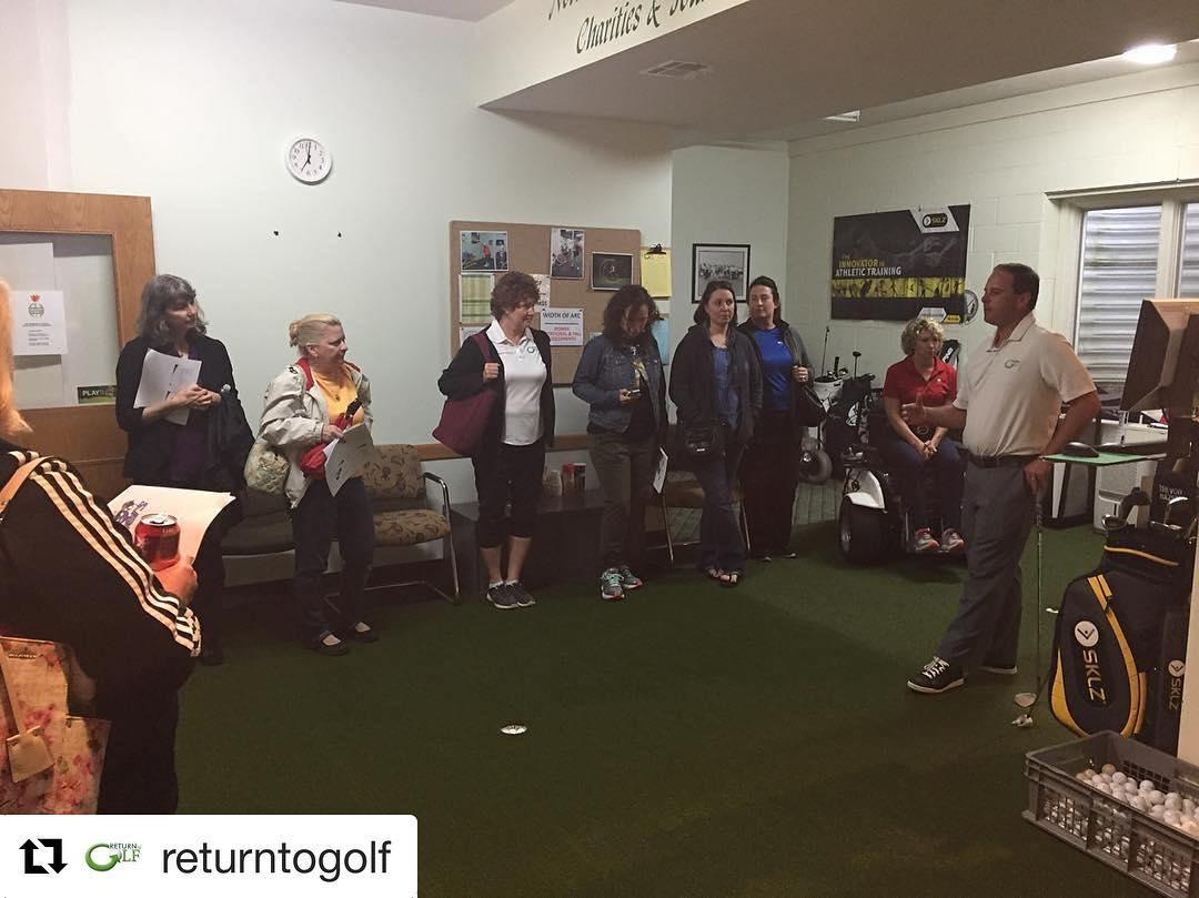 Repost returntogolf with repostapp  Program Director Trevor Hazen PGAhellip