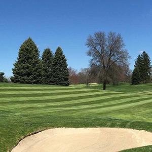 Congress Lake golf course