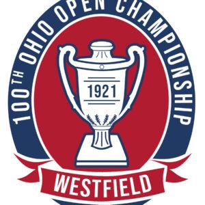 100th ohio open logo
