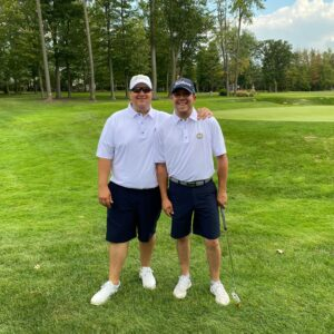 adam and collin birdies for charity
