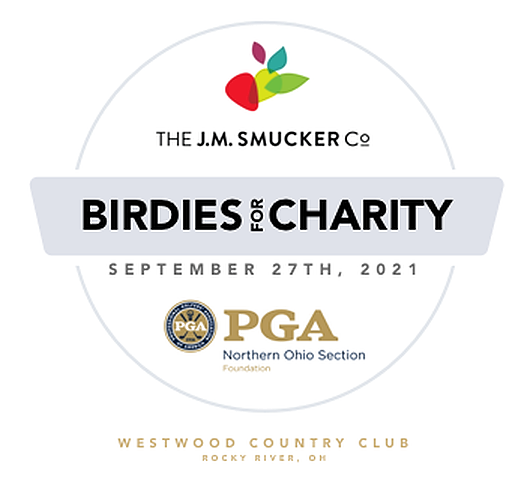 birdies for charity logo enlarged