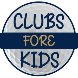 clubs fore kids logo
