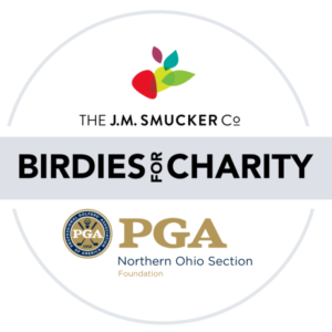 birdies for charity plain logo